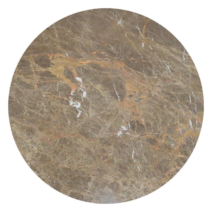 Billede af Accent marmor sofabord