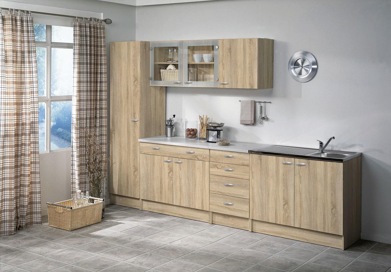 Casa Skabs og skuffe kombination med vask