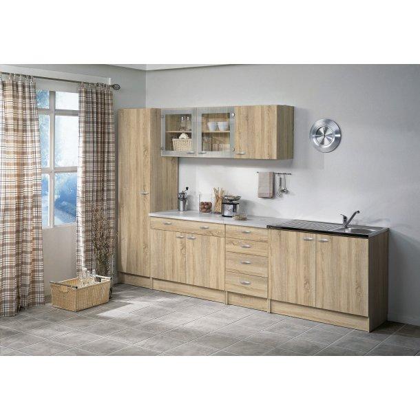 casa skabs og skuffe kombination med vask. Black Bedroom Furniture Sets. Home Design Ideas