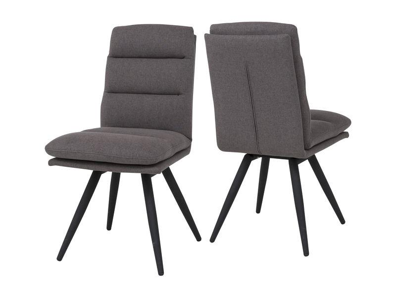 Canett colle spisebordsstol - brun fra canett fra boboonline.dk