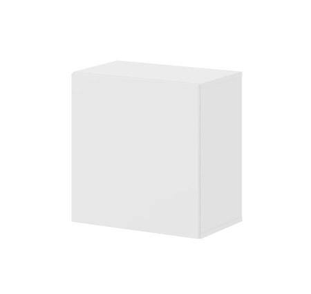 Billede af Collect hvidt skabs og skuffe kombination