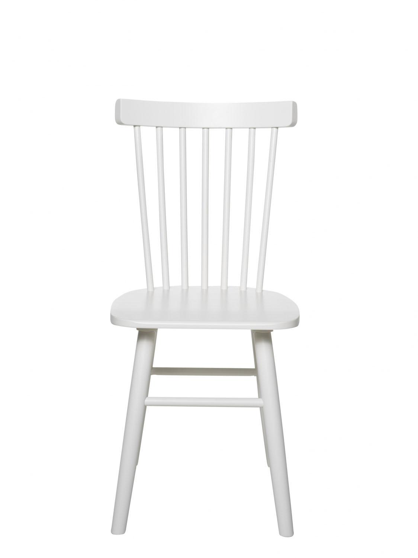 Billede af Disco spisebordsstol - Hvidt egetræ