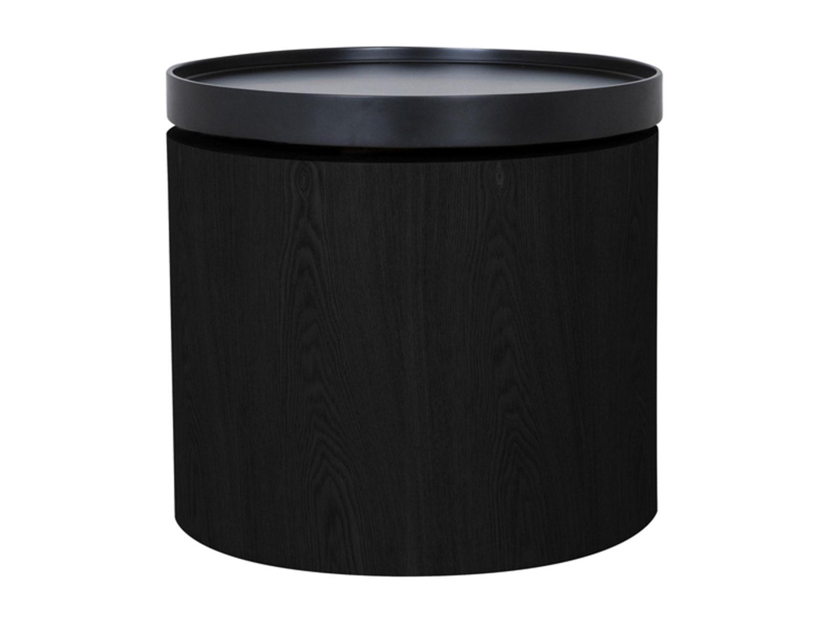 CANETT Odnes sofabord - sort træ