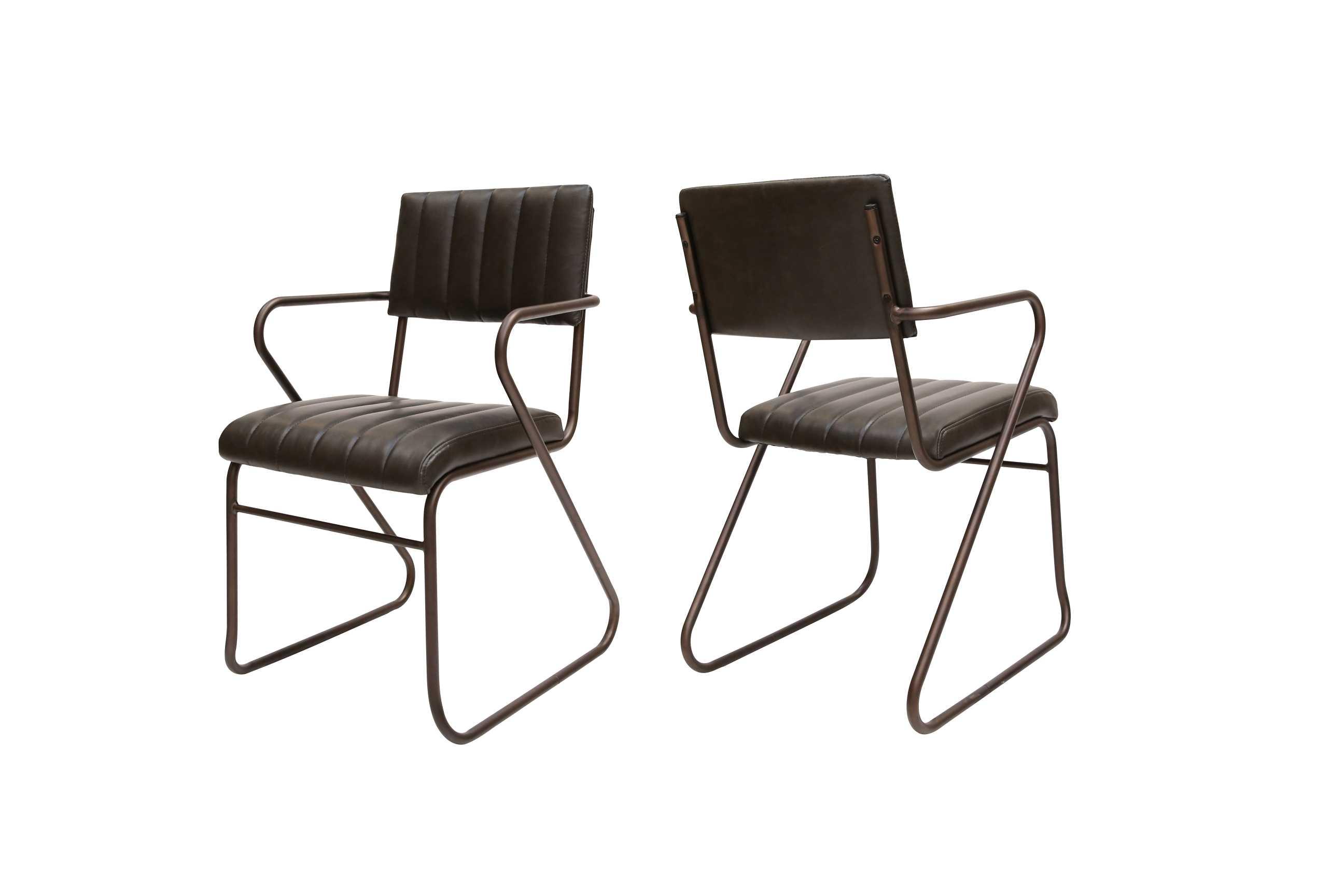 Billede af Cavallo stol med armlæn