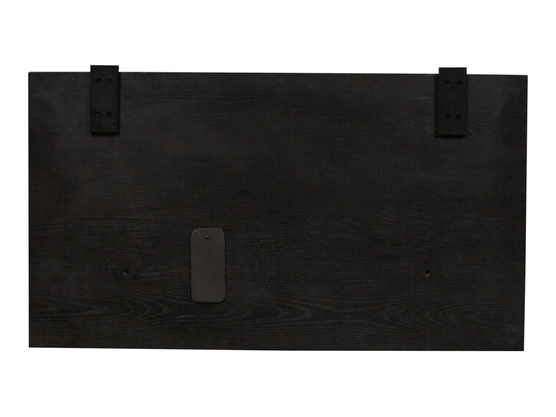 canett Canett david tillægsplade - sortbejdset vildeg finér (50x90) på boboonline.dk