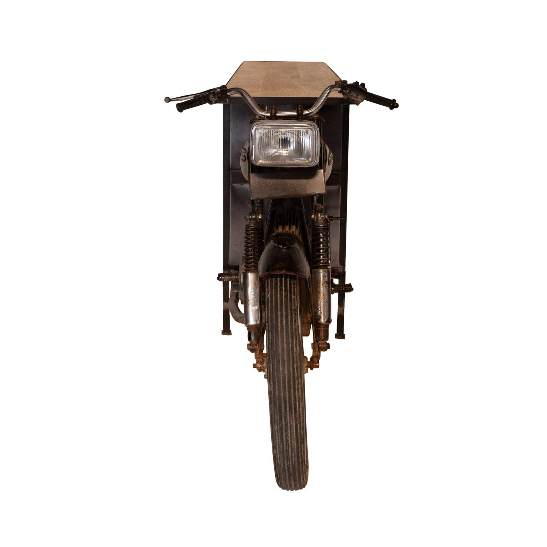 canett – Canett nimbus motor cycle bardisk - stål på boboonline.dk