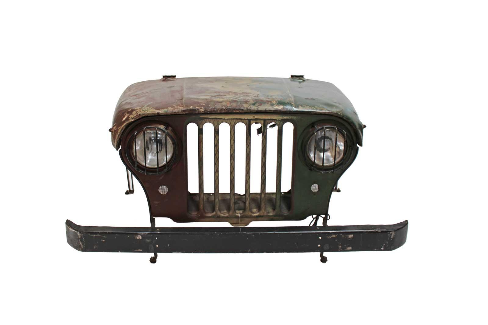 Billede af Jeep skrivebord