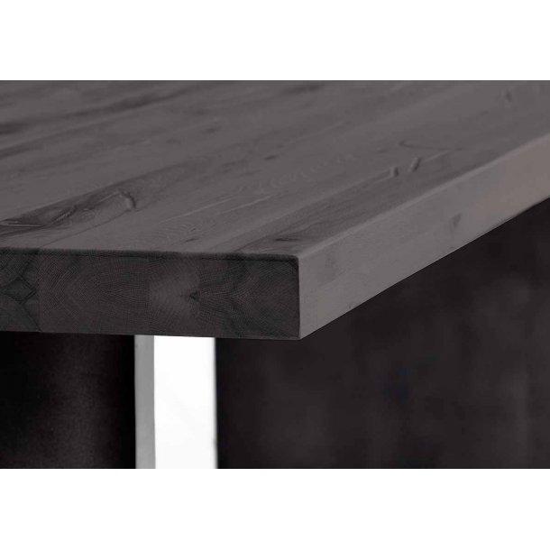 Plankebord Ben. Latest Stort Spisebord Plankebord Af Massiv Lerget ...