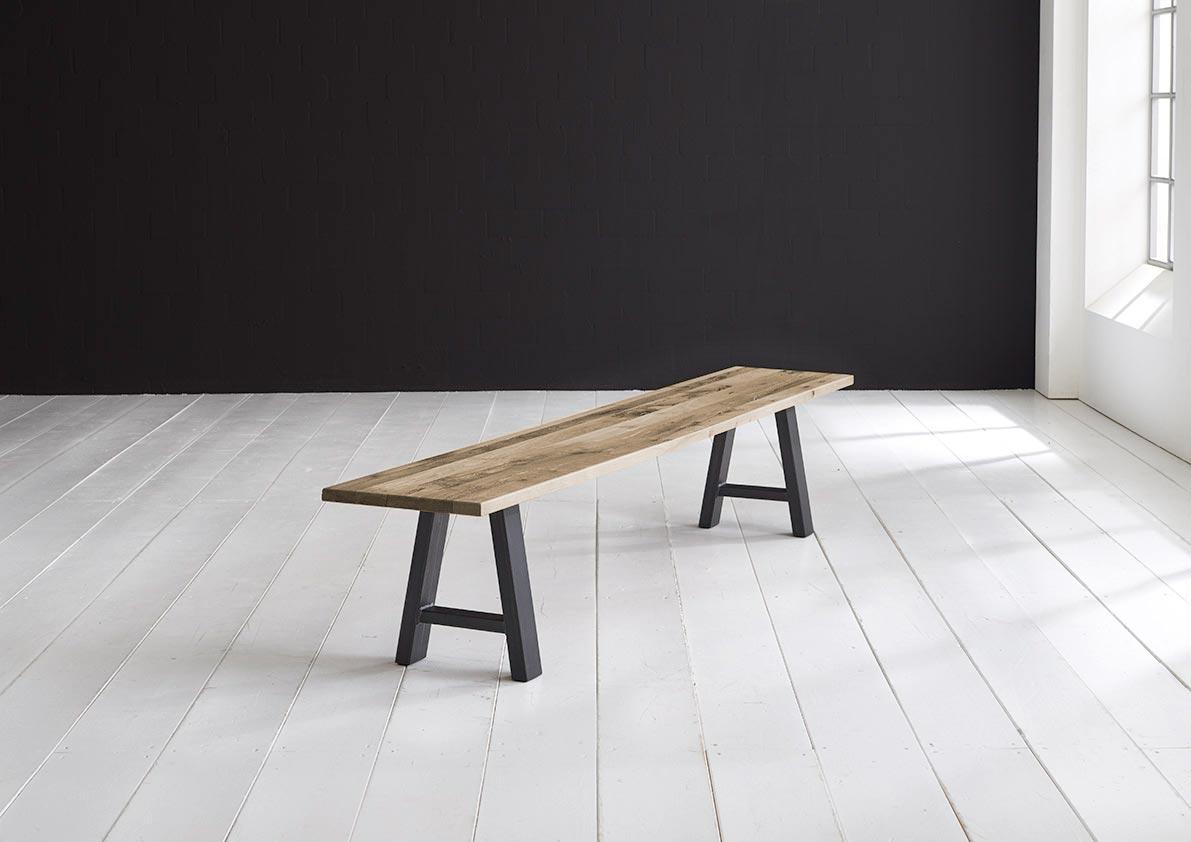 Concept 4 You Spisebordsbænk - Halo-ben 240 x 40 cm 3 cm 04 = desert