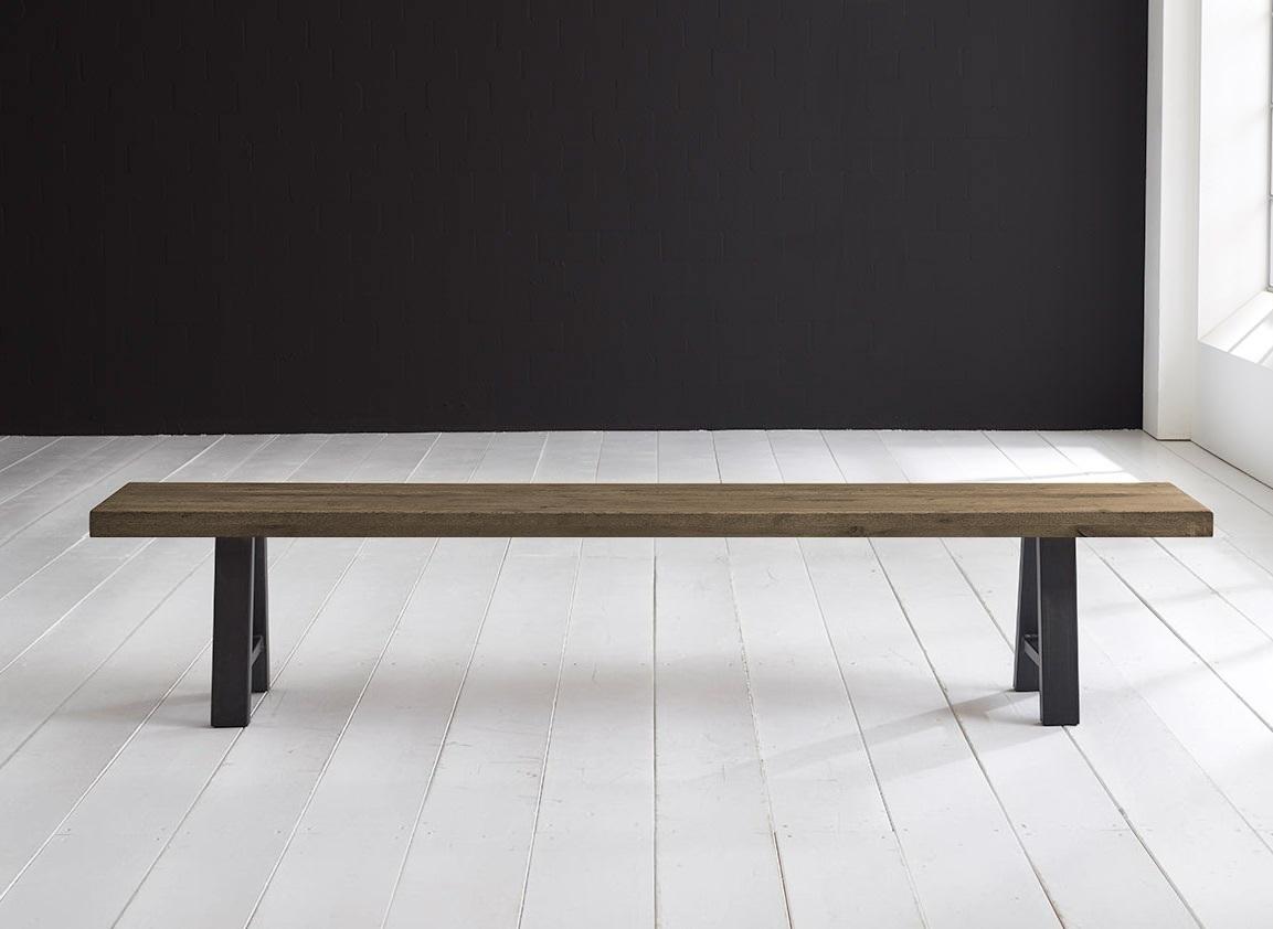 Concept 4 You Spisebordsbænk - Halo-ben 200 x 40 cm 6 cm 04 = desert