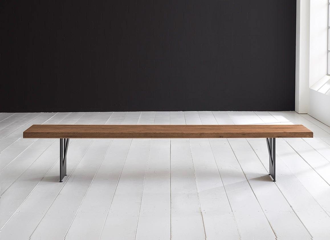 Concept 4 You Spisebordsbænk - Steven Ben 260 x 40 cm 6 cm 01 = olie