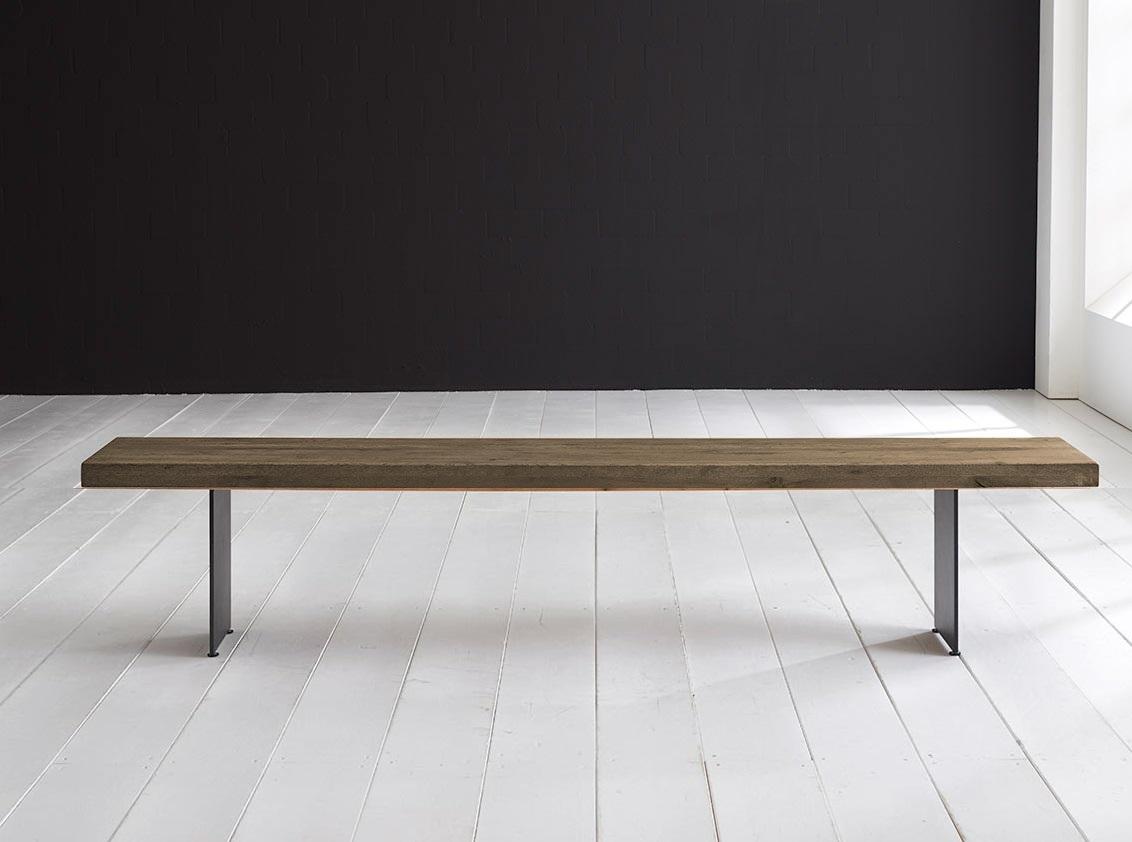 Concept 4 You Spisebordsbænk - Line Ben 300 x 40 cm 6 cm 04 = desert