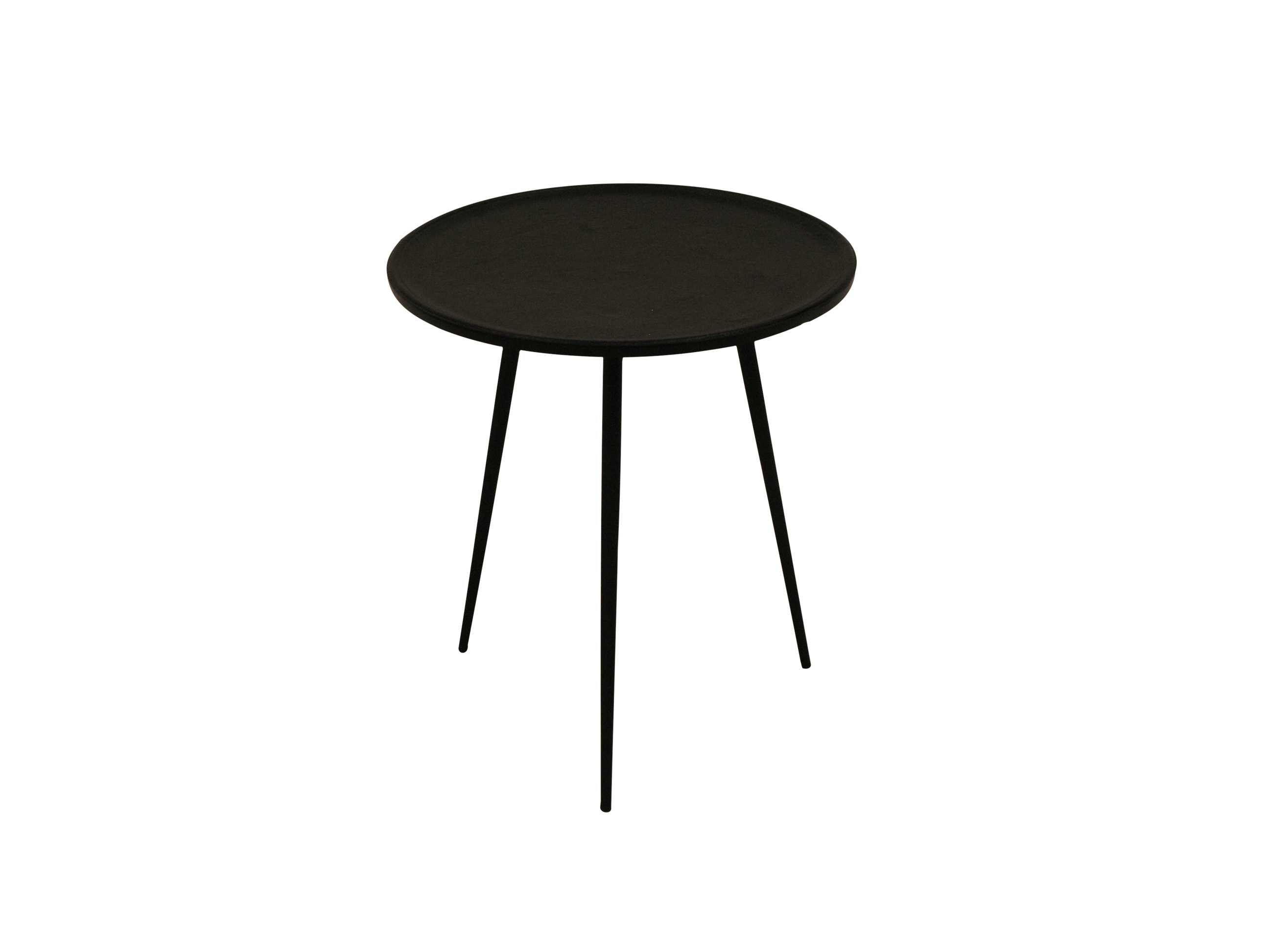 Needle småbord (sort) fra canett på boboonline.dk
