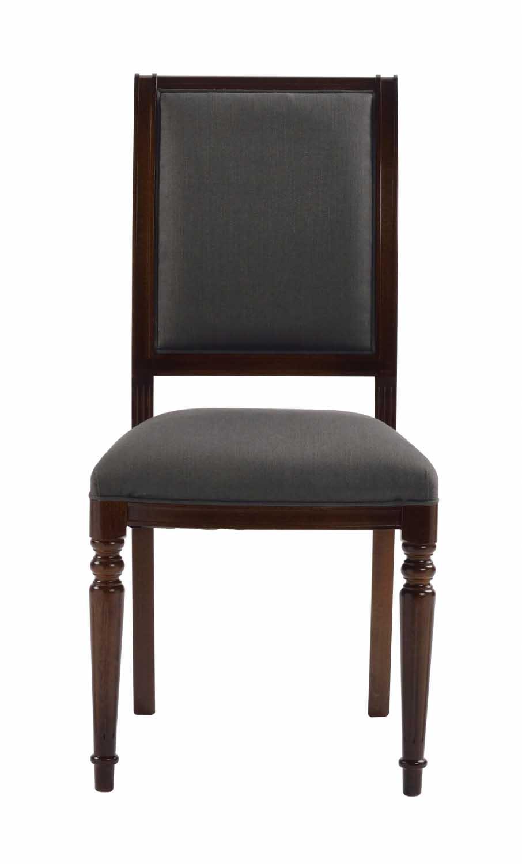 Mozart spisebordsstol - valnød/brun