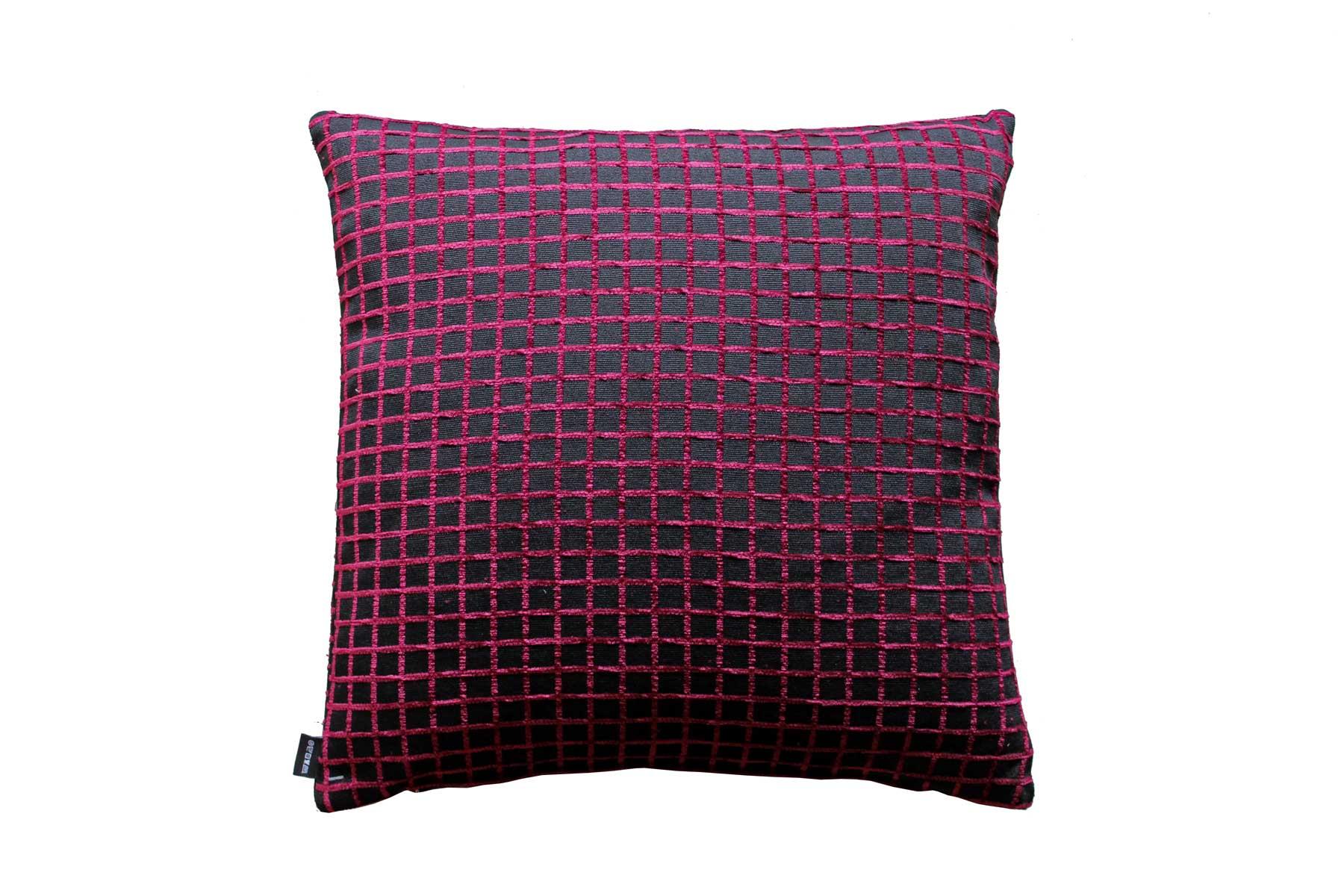 Billede af Pattern sofapude - blomme