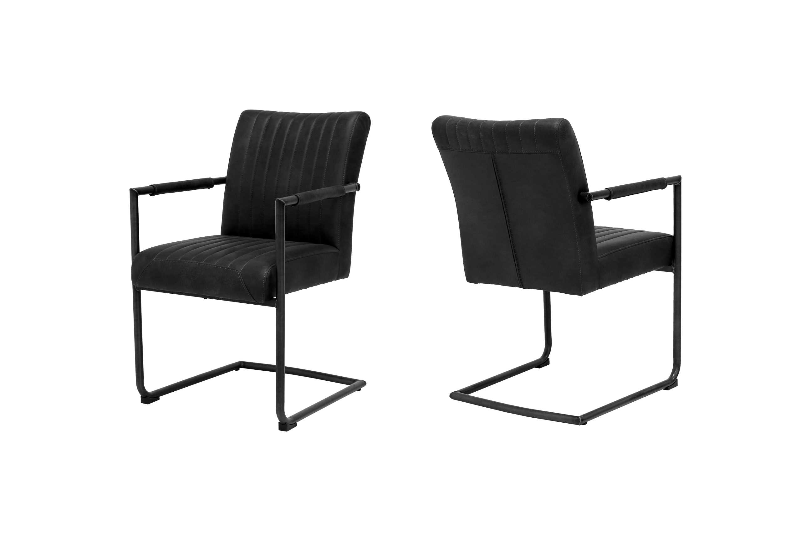 canett – Pitou stol med armlæn fra boboonline.dk