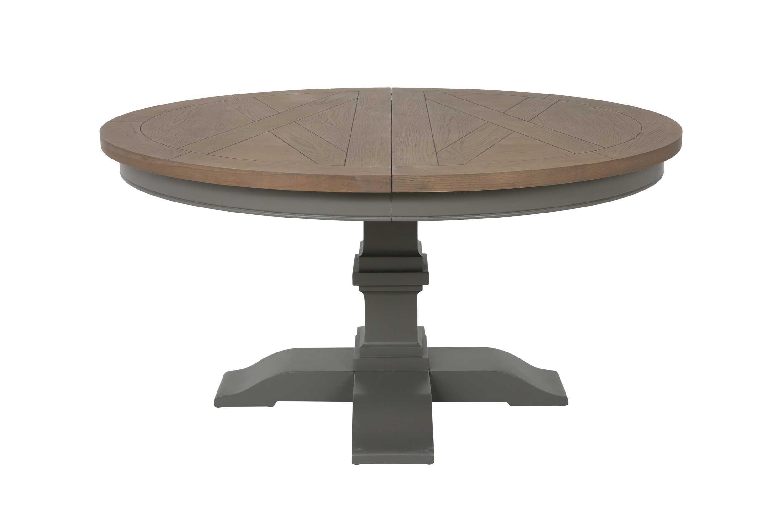 Billede af Royal spisebord, rundt m/plade