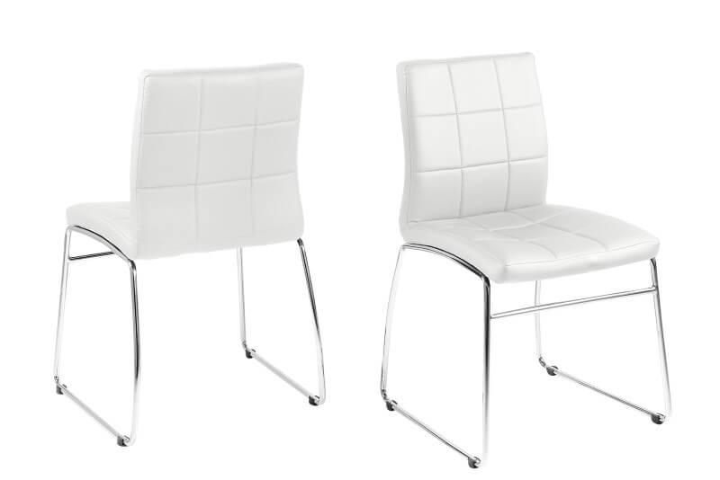 Billede af Hot spisebordsstol - Hvid