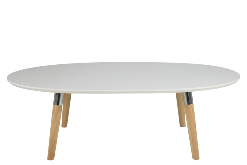 Image of   Berlina sofabord i hvid