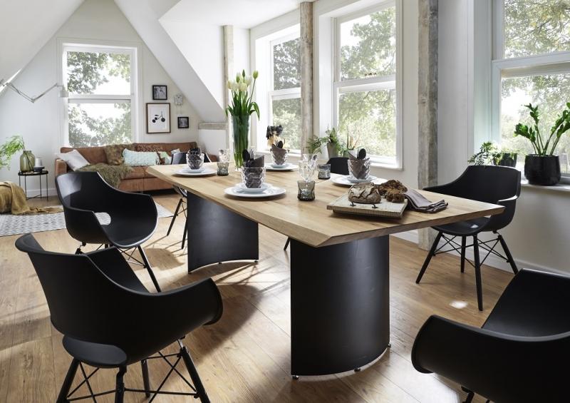 BODAHL Extreme plankebord - olieret egetræ, m. udtræk 220 x 105 cm Extreme Ben