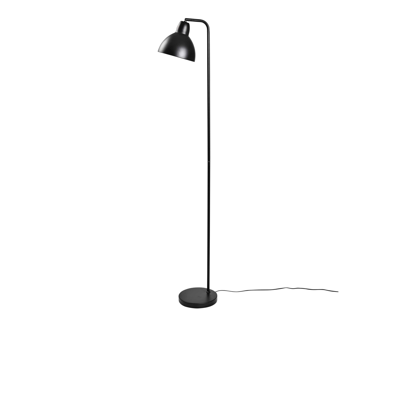 Køb BROSTE COPENHAGEN Cimal gulvlampe – sort metal, (Ø22)