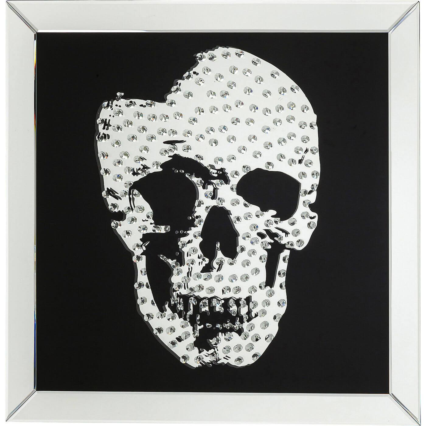 Image of   KARE DESIGN Plakat Rockstar, 80x80cm