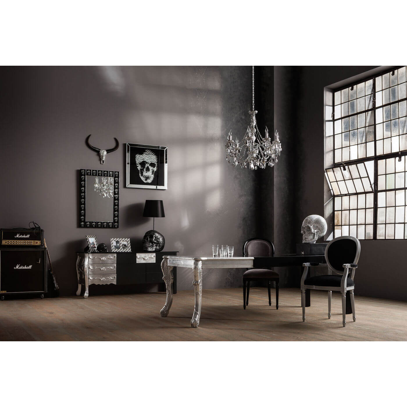 plakat rockstar 80x80cm cool til ungdomslejligheden. Black Bedroom Furniture Sets. Home Design Ideas