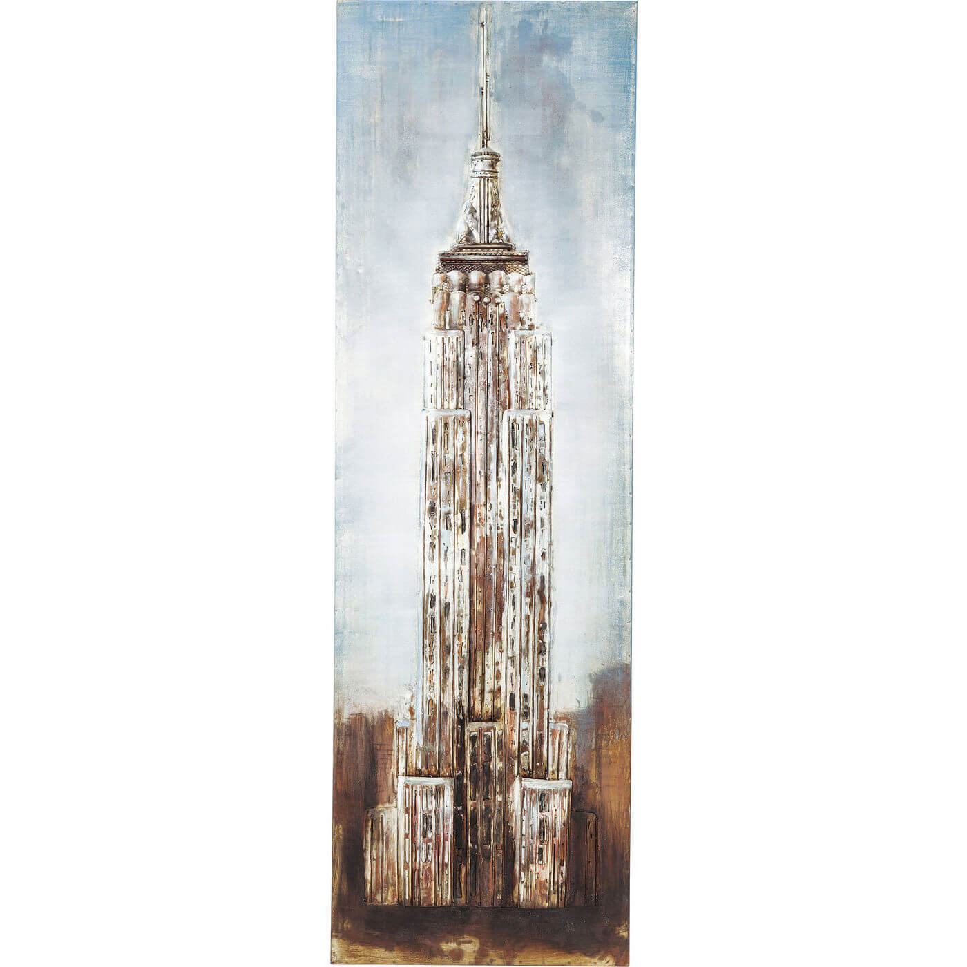 Image of   Kare Design Plakat, Iron State Building, 180x56cm