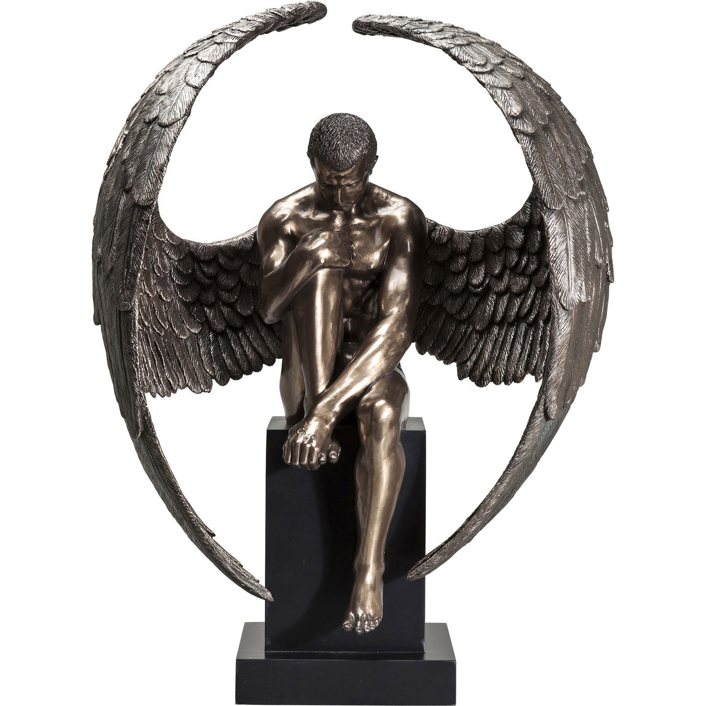 Image of   Kare Design Skulptur, Nude Sad Angel