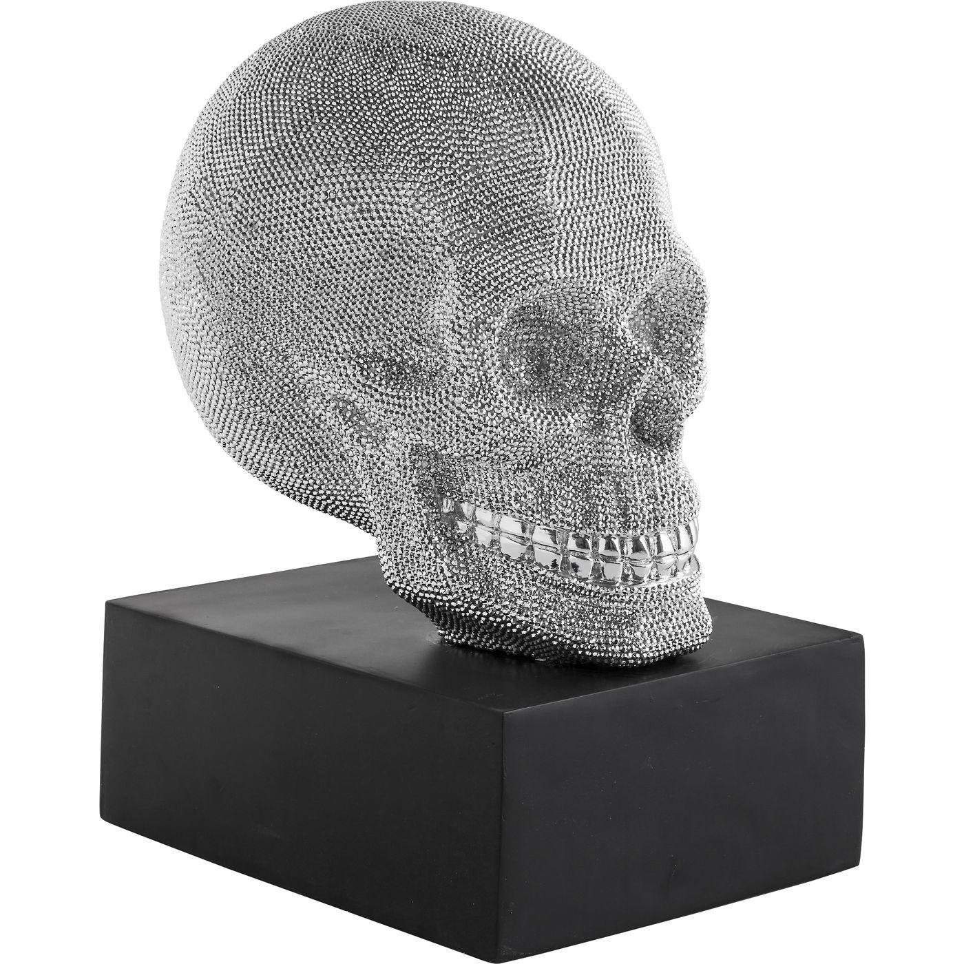 Image of   KARE DESIGN Skulptur, Head Rockstar