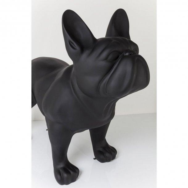 Skulptur toto teen schwarz matt kan st udenfor og hygge for Ka che schwarz matt
