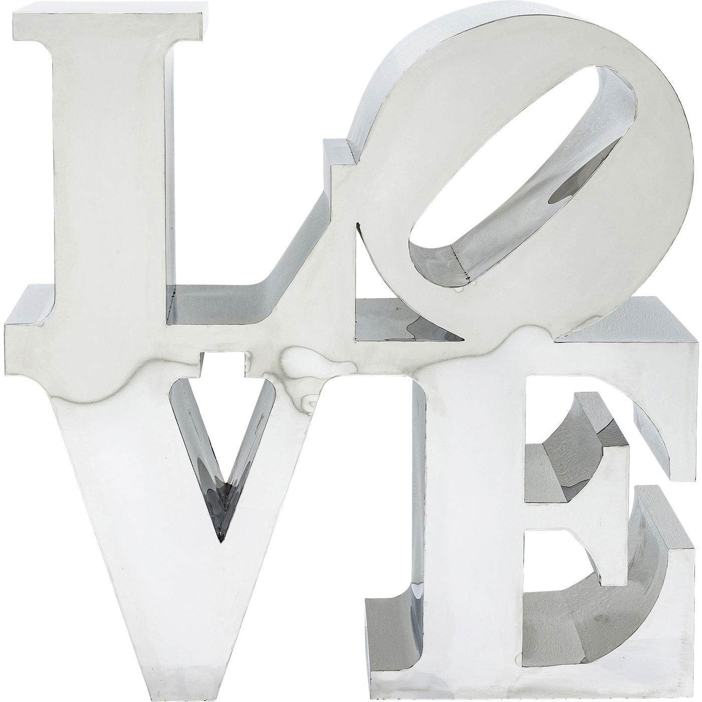 Image of   Kare Design Skulptur, LOVE