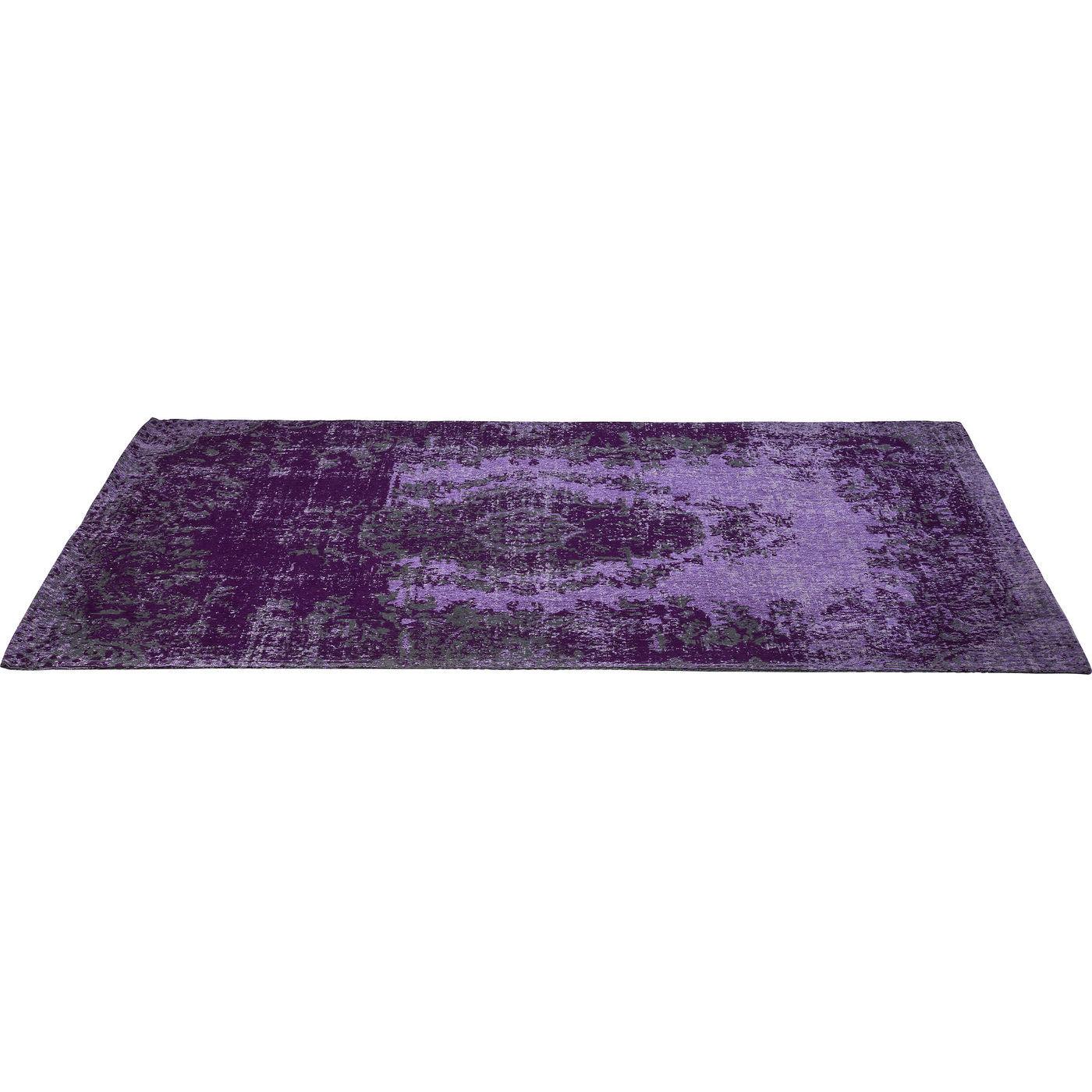 Billede af Kare Design Tæppe, Kelim Pop Purple 240x170cm