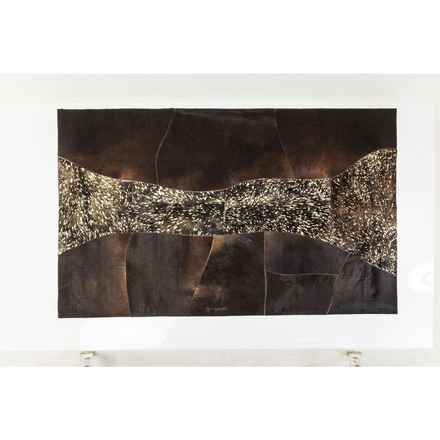 Billede af Kare Design Tæppe, Gold Dust 170x240cm