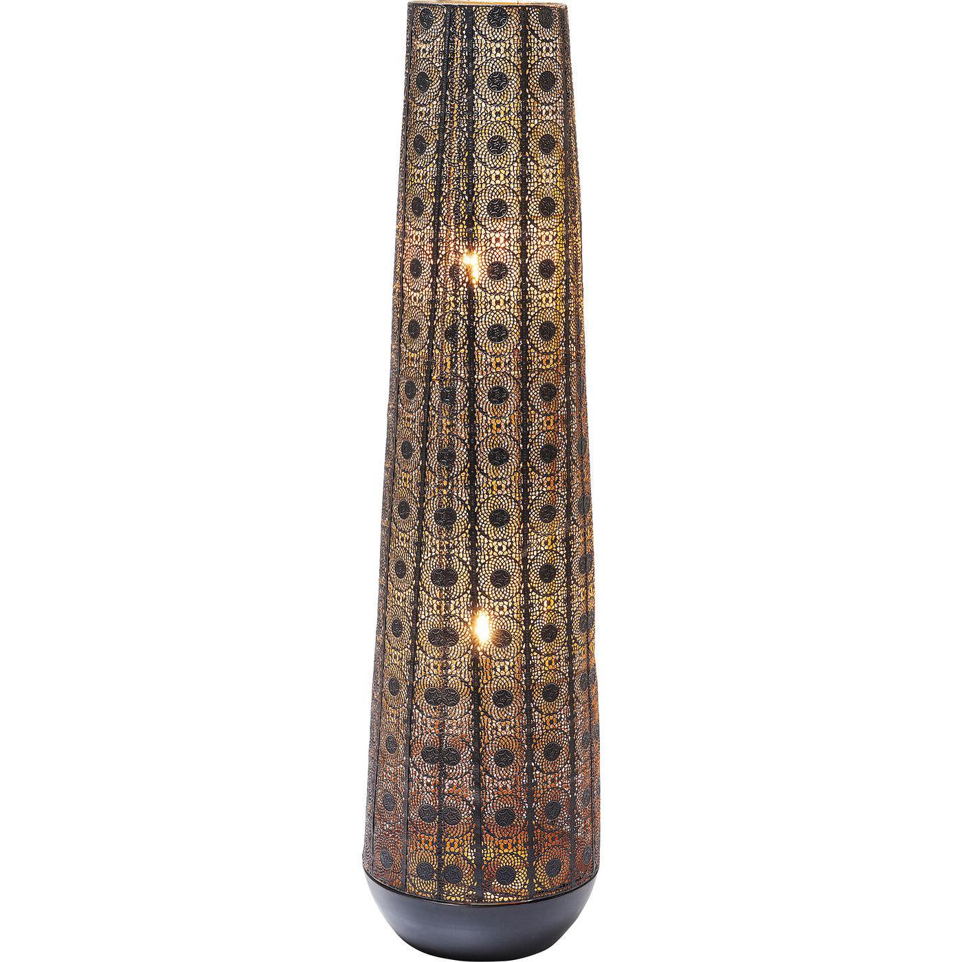 kare design – Kare design sultan cone gulvlampe - stål (120cm) fra boboonline.dk