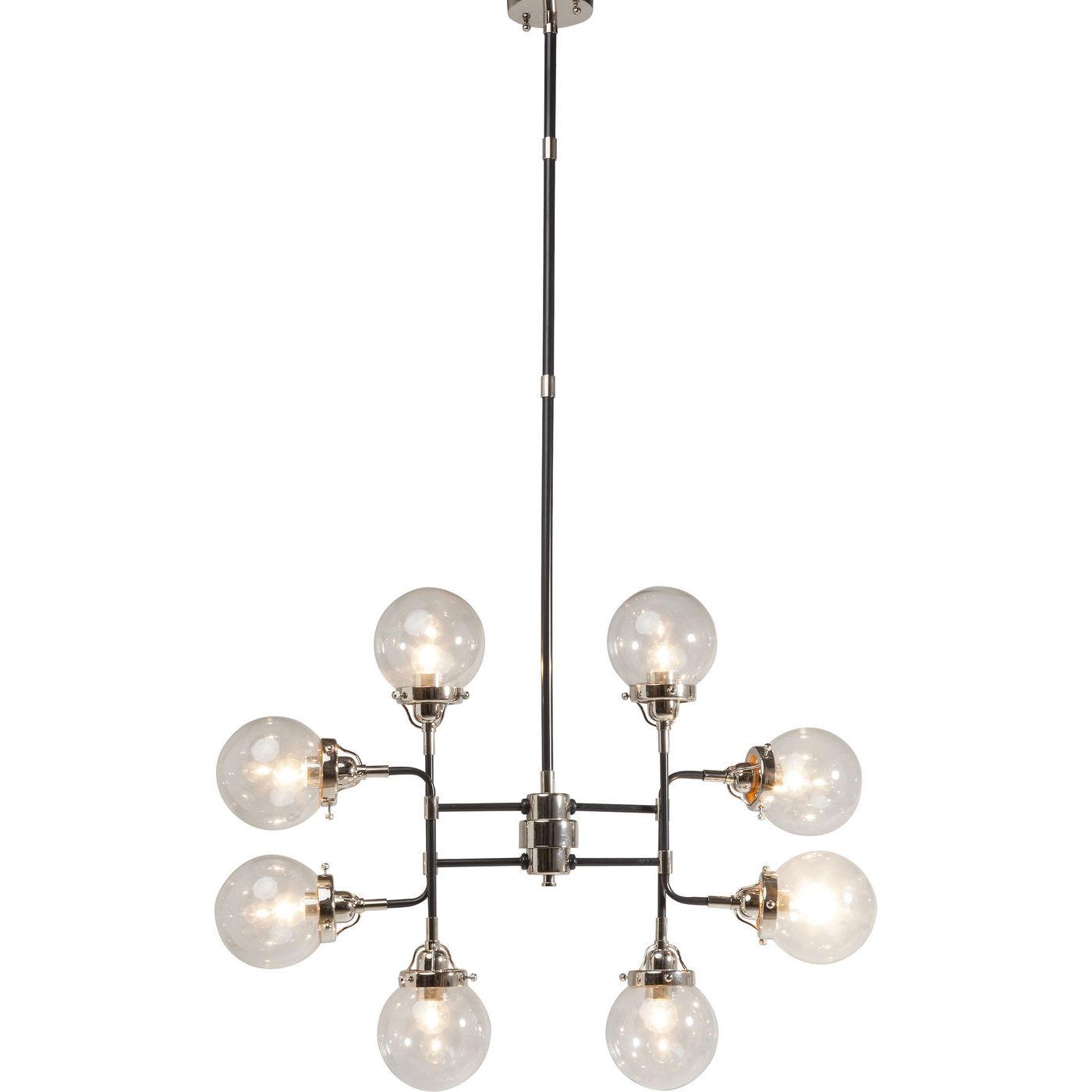 Billede af Kare Design Loftslampe, Pipe Visible Eight
