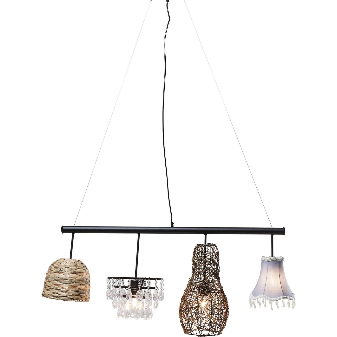 Billede af Kare Design Loftslampe, Parecchi Art House
