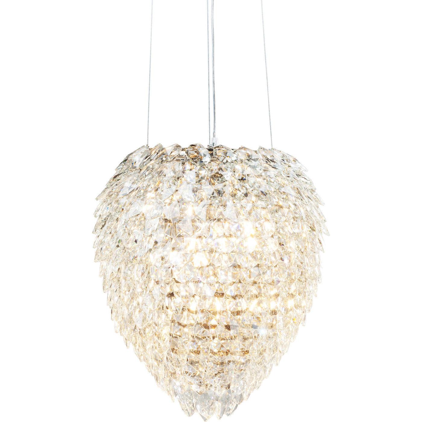 Billede af Kare Design Loftslampe, Crystal Comp