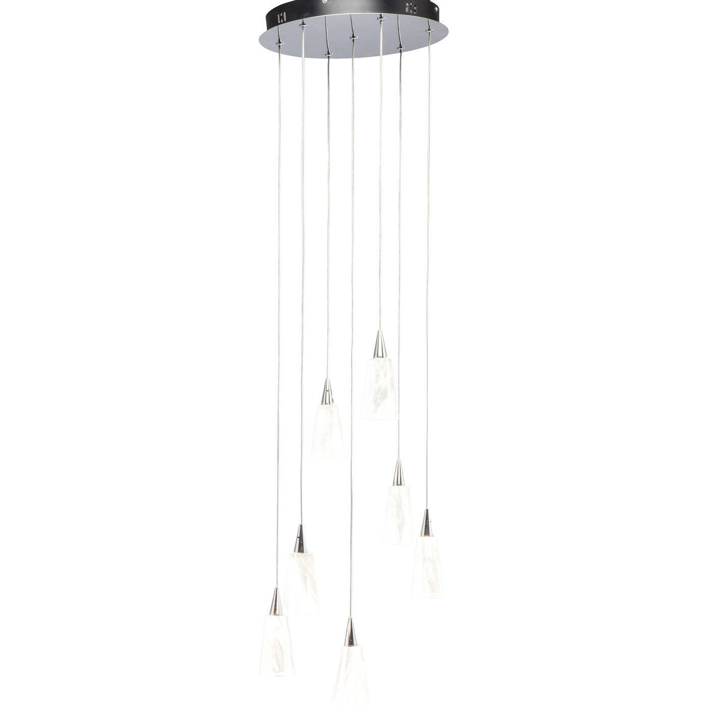 Billede af Kare Design Loftslampe, Cono Seven