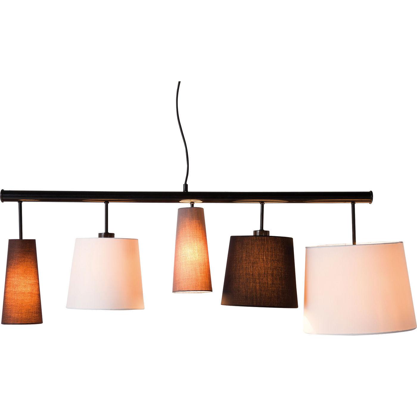 Billede af Kare Design Loftslampe, Parecchi Black