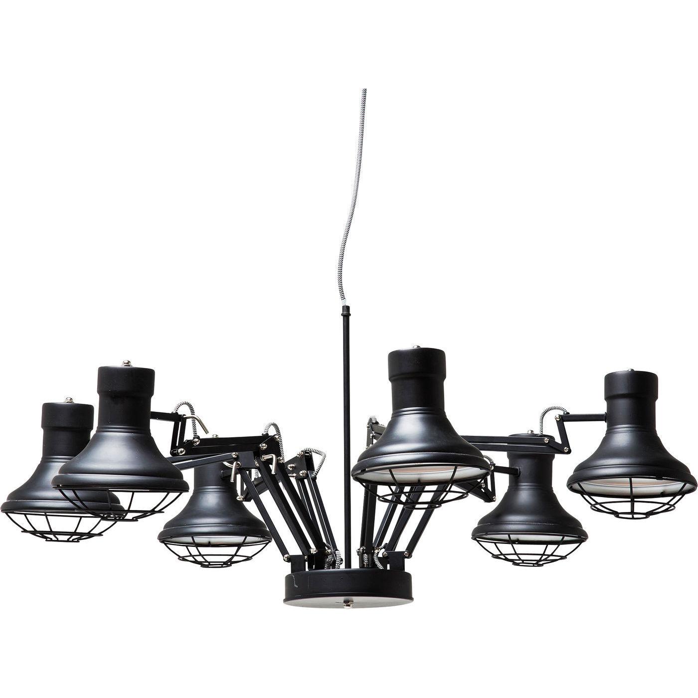 Billede af Kare Design Loftslampe, Spider Multi