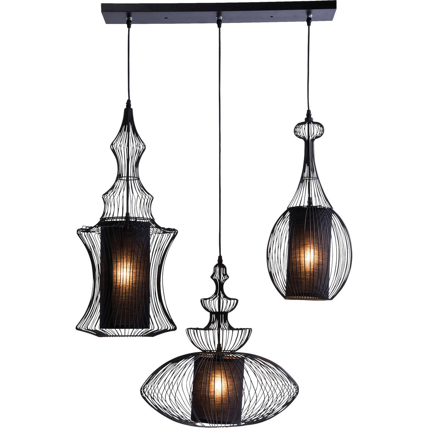 Billede af Kare Design Loftslampe, Swing
