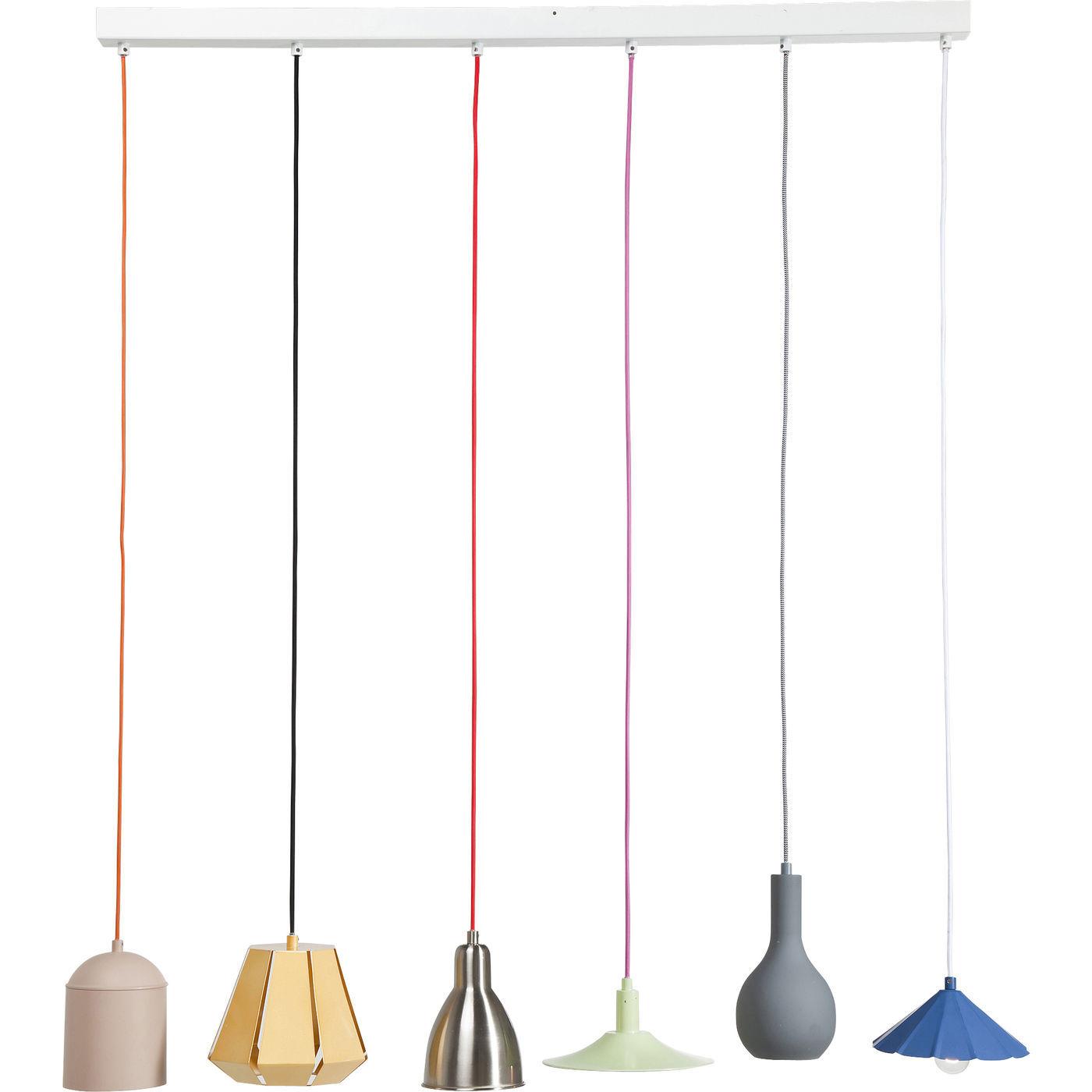 Billede af Kare Design Loftslampe, El Mundo