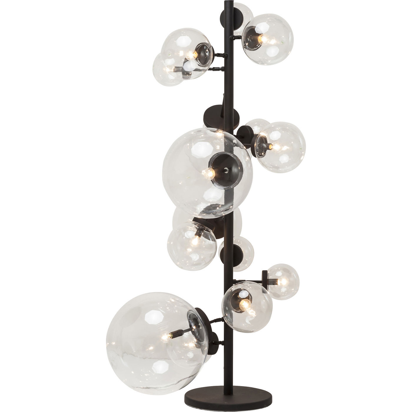Image of   Kare Design Gulvlampe, Balloon Clear