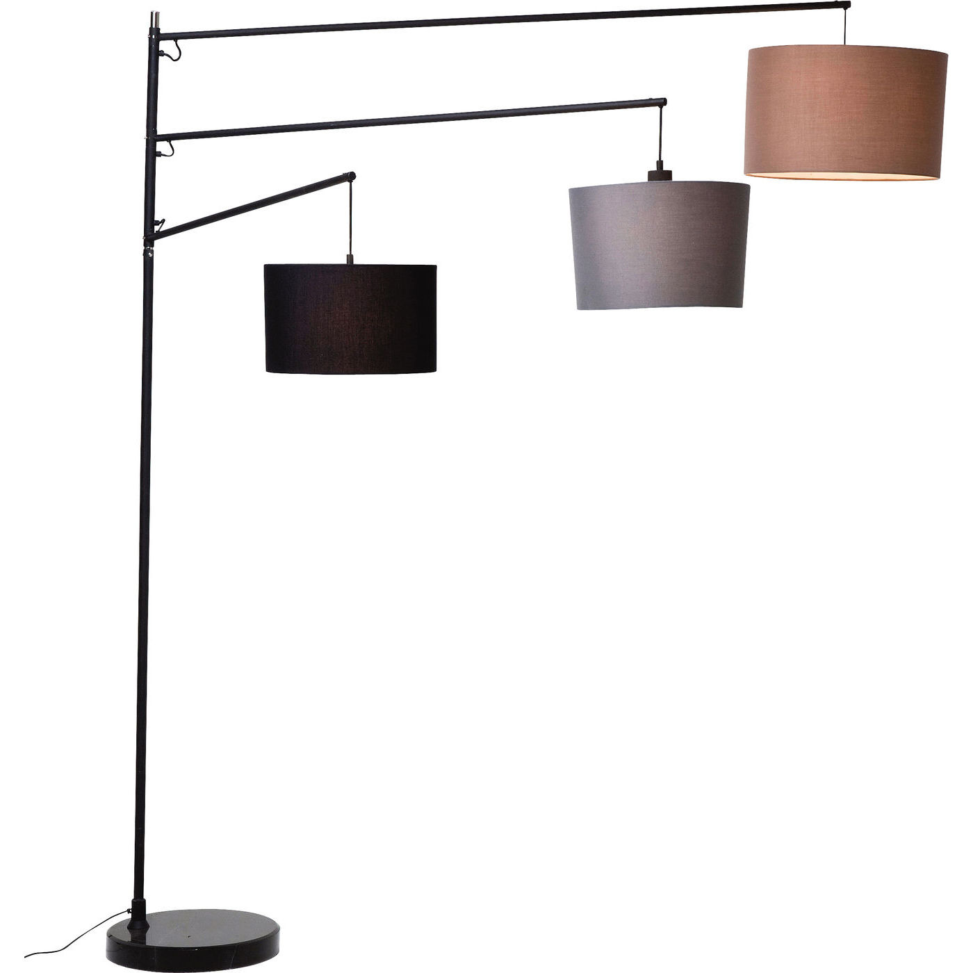 Image of   KARE DESIGN Gulvlampe, Lemming Tree