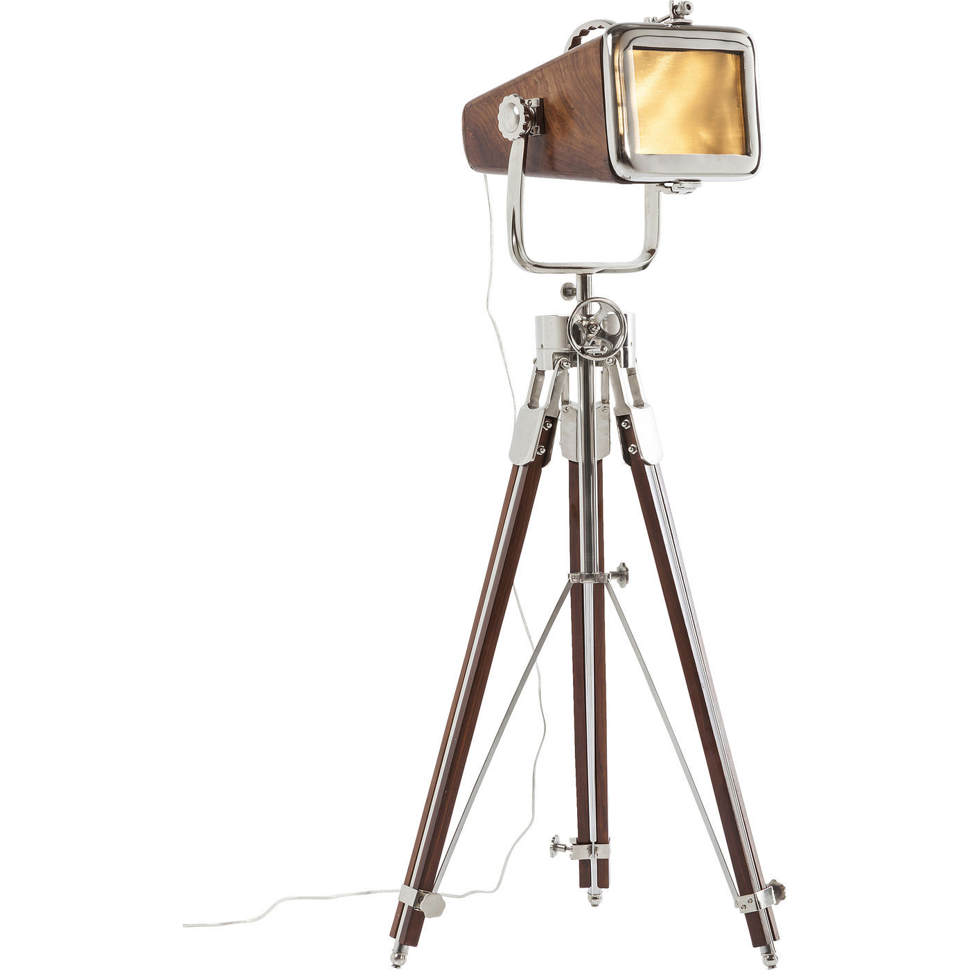 KARE DESIGN Gulvlampe, Vintage Movie