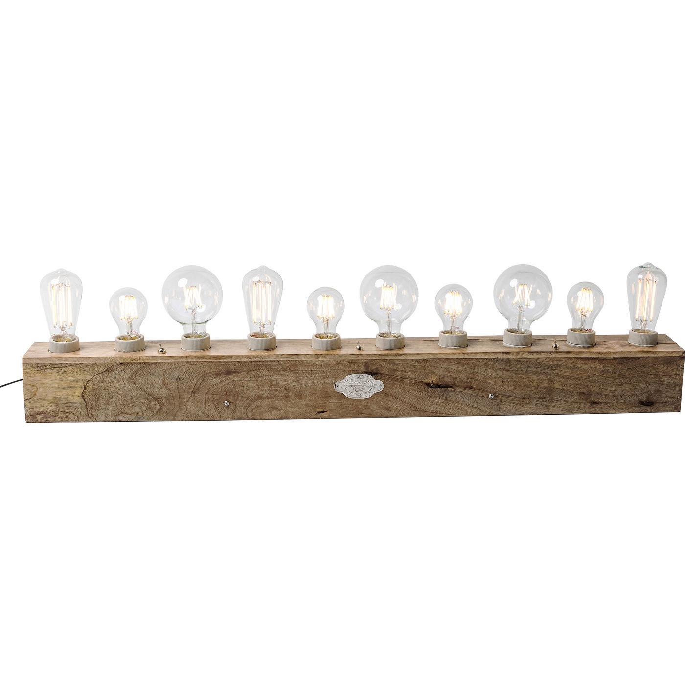 Billede af Kare Design Bordlampe, Edison 10er