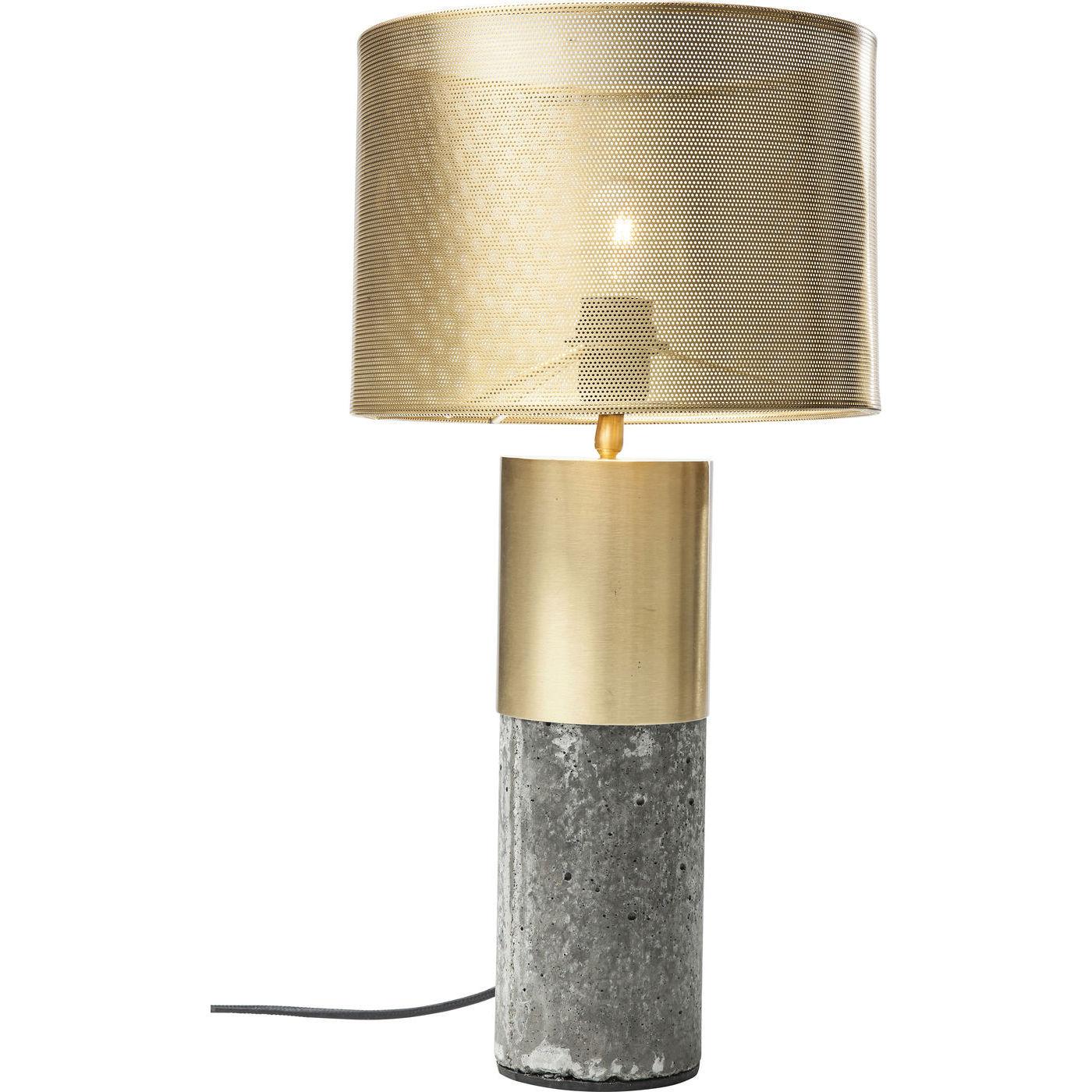 Billede af Kare Design Bordlampe, Art Miami Gold