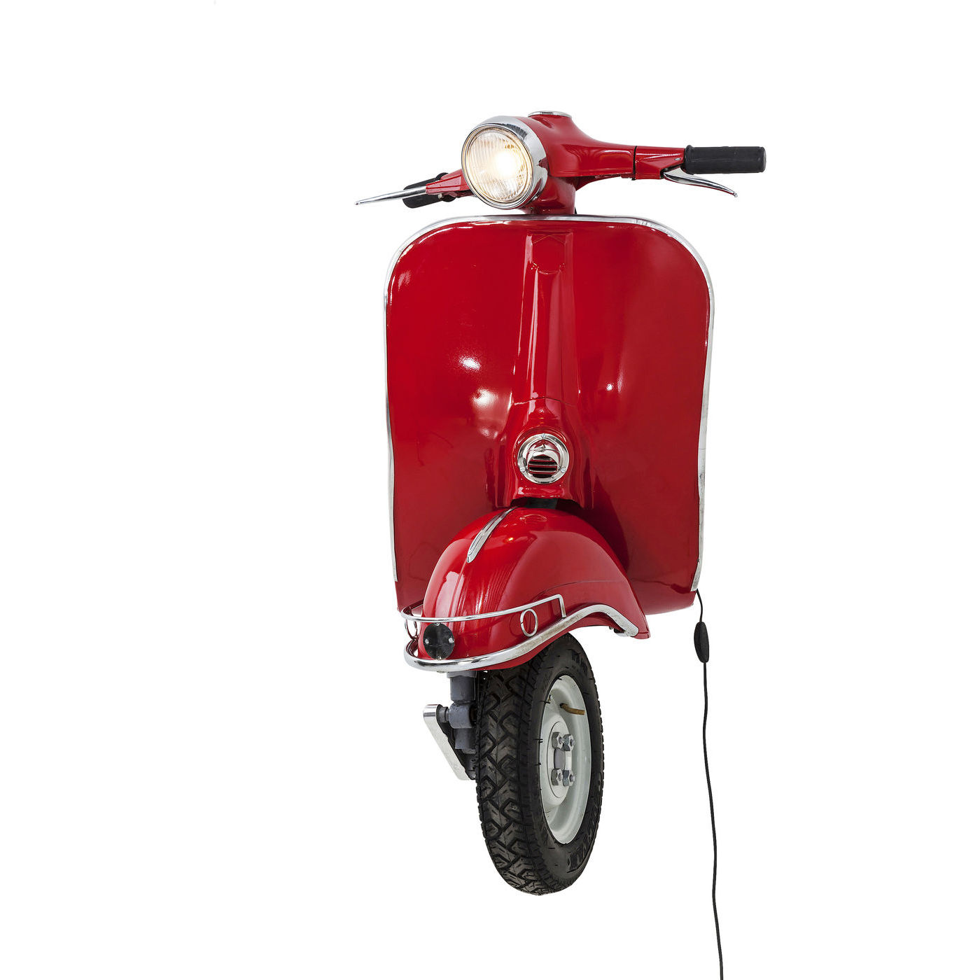 Image of   KARE DESIGN Væglampe, Scooter Red