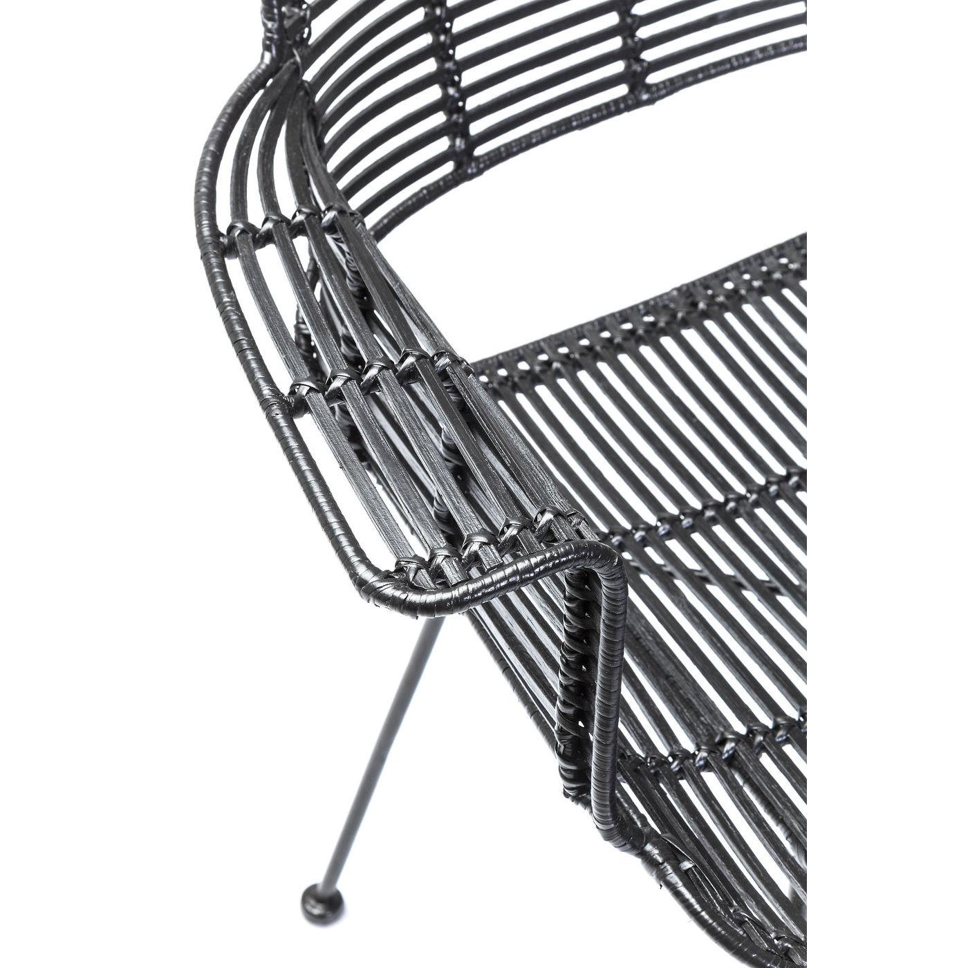 Image of   Kare Design Spisebordsstol m. armlæn, Ko Lipe